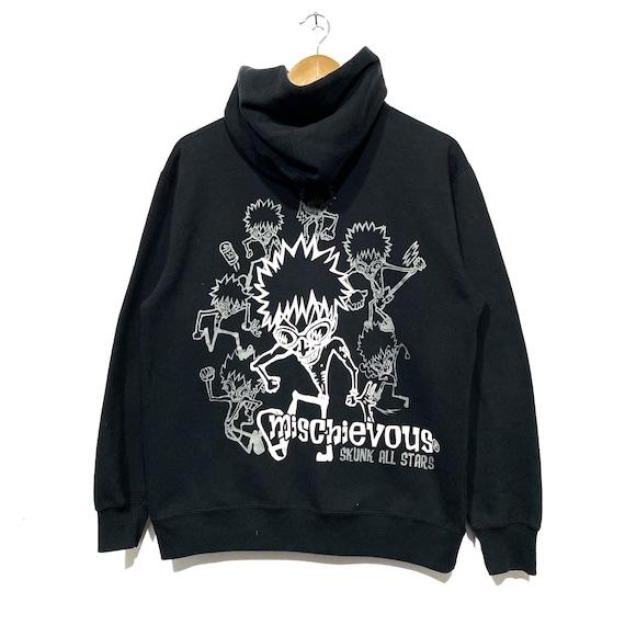 Vintage Mischievous hoodie sweatshirt pullover