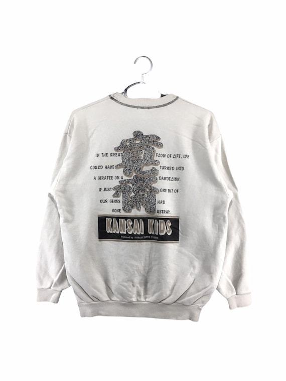 Vintage Kansai Kids sweatshirt