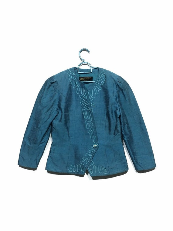 Vintage Hardy Amies Boutique women jacket