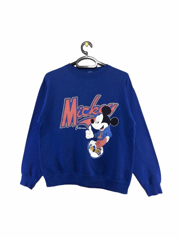 Vintage Tultex 80s Mickey mouse sweatshirt