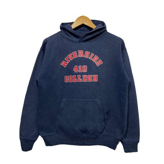 Vintage Reverside College sweatshirt hoodie pullov