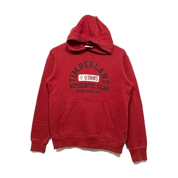 Vintage Timberland Hoodie sweatshirt pullover