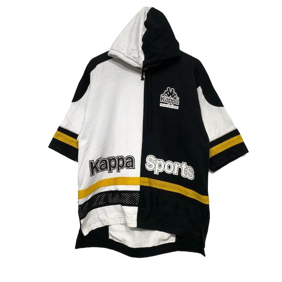 Vintage Kappa multicolor sweatshirt short sleeve p