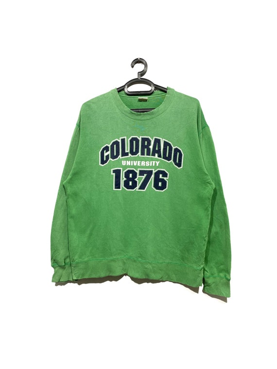 Vintage University of Colorado sweatshirt