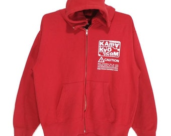 Vintage Kamakyo Rally Team hoodie sweatshirt Wrc world rally championship