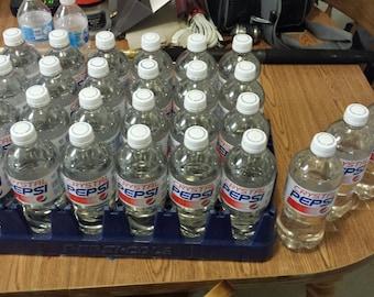 1  20 oz. Bottle of Crystal Pepsi