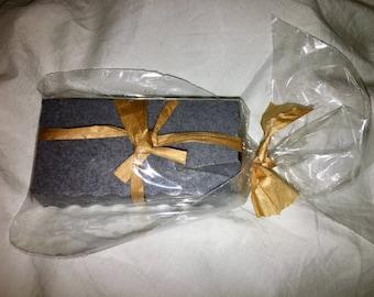 Tea Tree and Active Charcoal Natural Soap