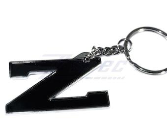 Black /& Chrome ZSPEC Z Key-Chain for Datsun Z//ZX 1
