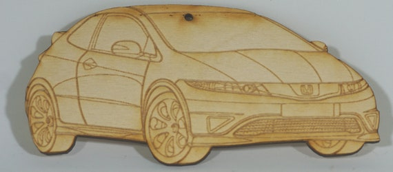 Laser-Engraved Ornaments for Datsun 620 truck enthusiasts