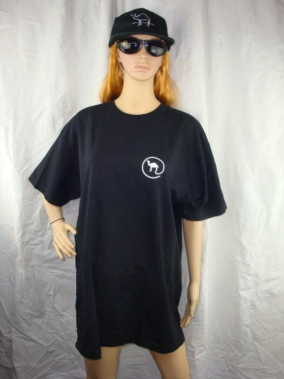 Vintage Style Camel Baby Girls Short-Sleeved Tshirts Help Shirt