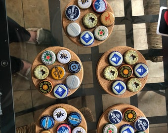 Beer coasters for 15!