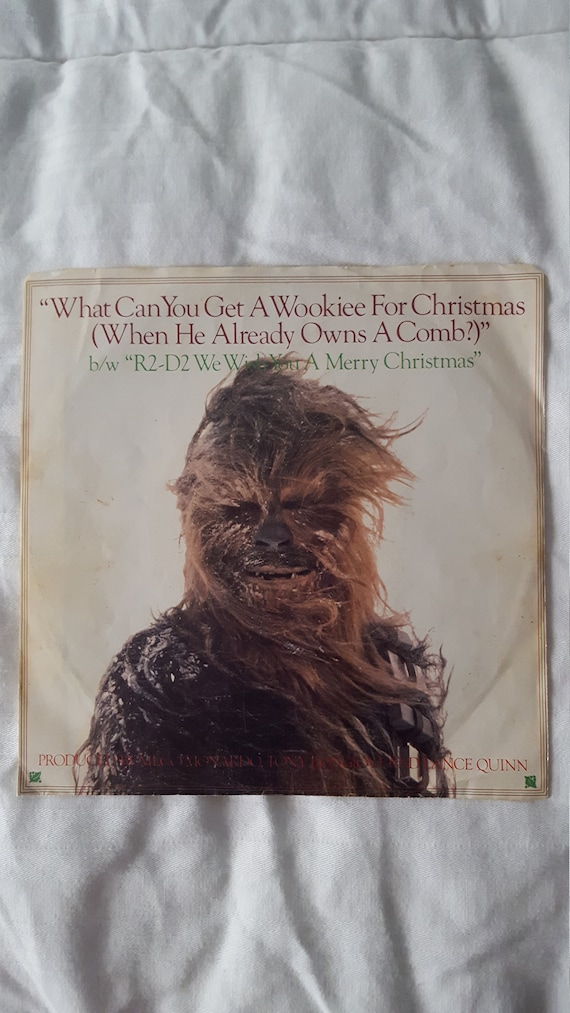 image 0 - What Do You Get A Wookie For Christmas