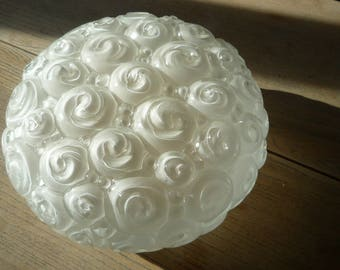 Globe art deco, chandelier hanging ceiling Globe light Art Deco