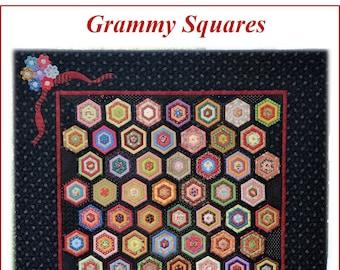 Grammy Squares Quilt Pattern