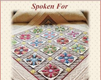Spoken For Quilt Pattern