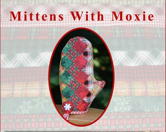 Mittens With Moxie Pattern