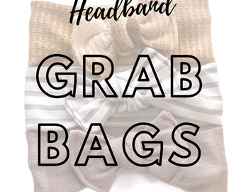 Mystery headband grab bag