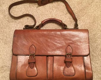 Handmade Satchel Bag