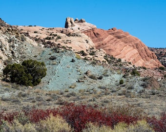 Arches National Park, Photo,Utah,sandstone, red rock, snow,Nature Photography, Landscape photography,Wall Decor, Print, Canvas, Metal Art