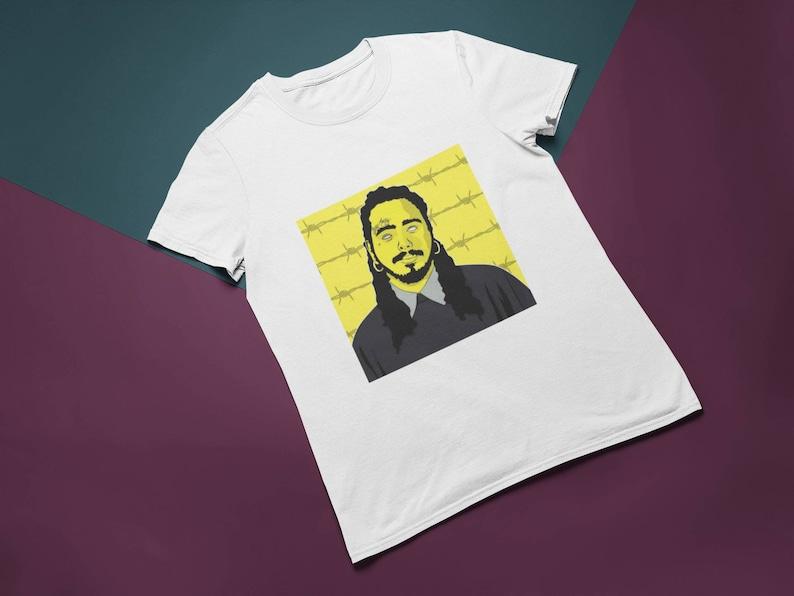 Post Malone shirt, rap t-shirt, hip hop shirt, hype shirt, Stoney shirt,  hypebeast shirt, gift shirt, gift shirt, hip-hop hype shirt