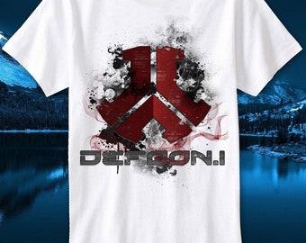 3be8718d8afc32 T-Shirt Defqon 1 Q Dance Qdance Techno Hardstyle Logo Rave Party XTC  Rawstyle Hardcore Qlimax Hardbass Mysteryland Technoboy