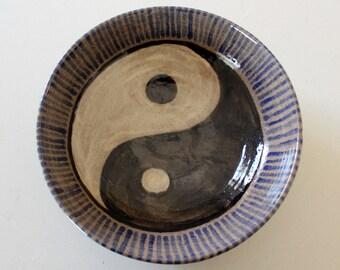 yin yang bowl etsy