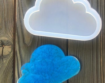 Cloud silicone mold