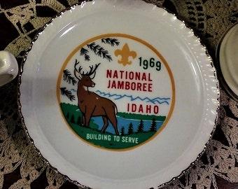 Boy Scouts 1969 National Jamboree Souvenirs