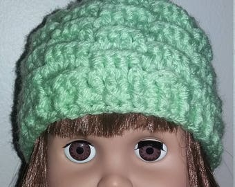 Made To Fit Like American Girl Doll Clothes: Doll Hat; AG Doll Slouch Hat; Doll Slouch Hat; American Girl Hat