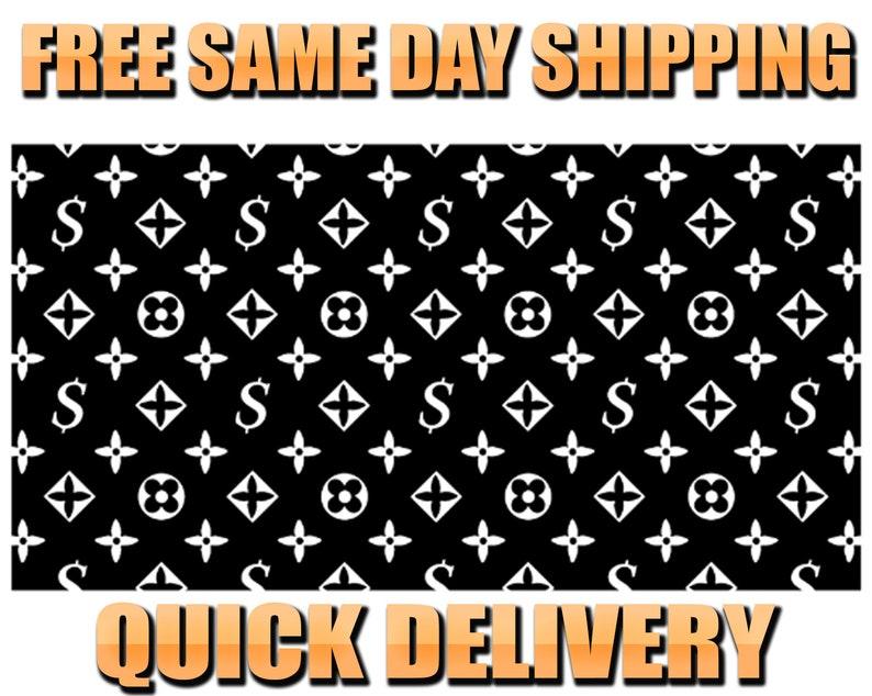 f8d574791b586 4 Supreme Monogram Pattern Vinyl Painting Stencil HIGH