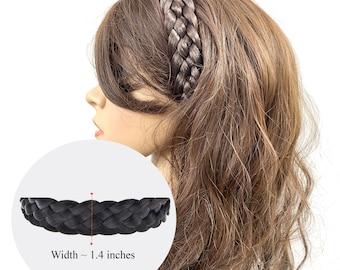 Braid Headbands, Wedding Hair Accessories