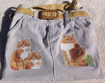 Cats and Kittens Purse/Tote