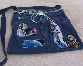 Star Wars-themed purse/tote