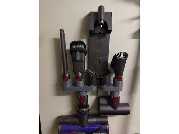exclusive upgrades dyson v7 v8 v10 v11 accessory holders for etsy