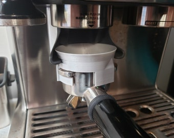 The original! fits a Breville Barista Express, Pro, and Touch / Dosing Funnel With Grinder Trigger / 3D Printed