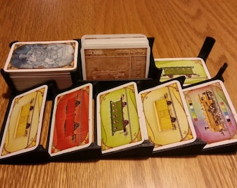 Ticket To Ride Card Tray