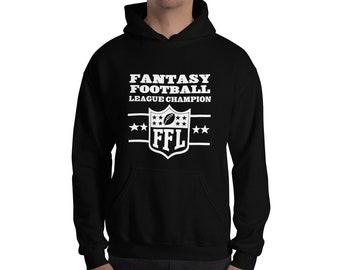 582339a98 Fantasy Football League Champion Hooded Sweatshirt