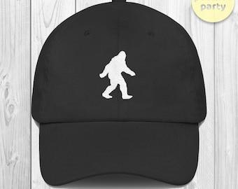 2587480eaf5 Bigfoot Hat (Dad Cap) Sasquatch