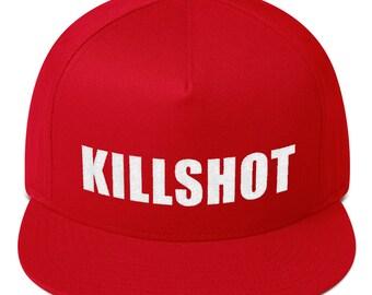 73dff31e561 KILLSHOT Hat (Flat Bill) Eminem Song