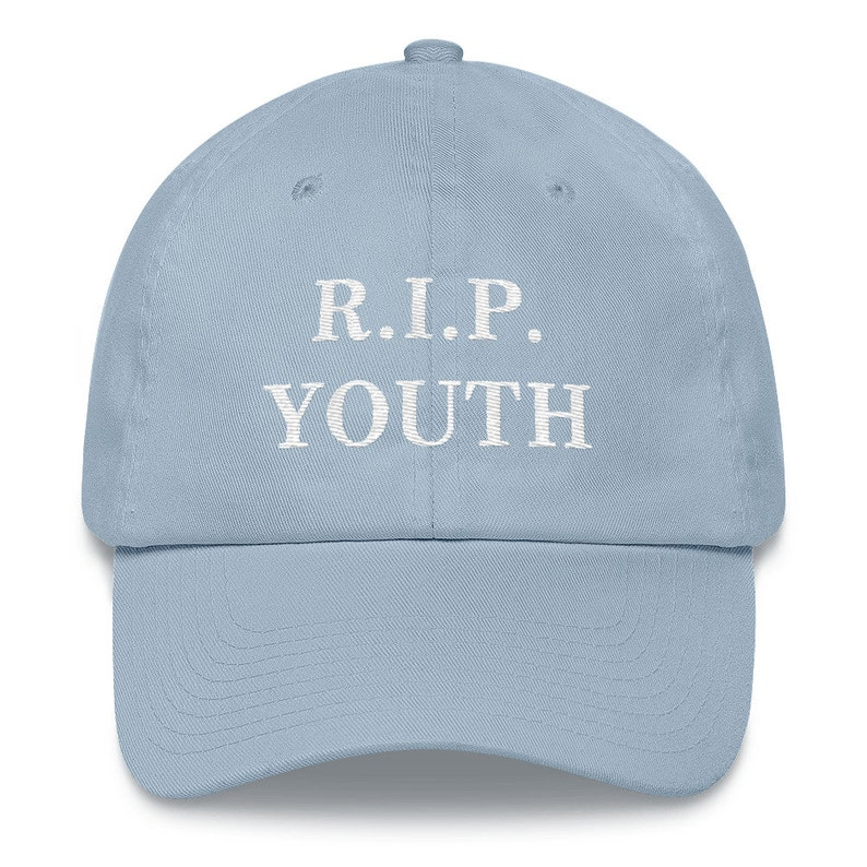 huge selection of 1b3ce a4126 R.I.P. Youth Hat Dad Cap   Etsy