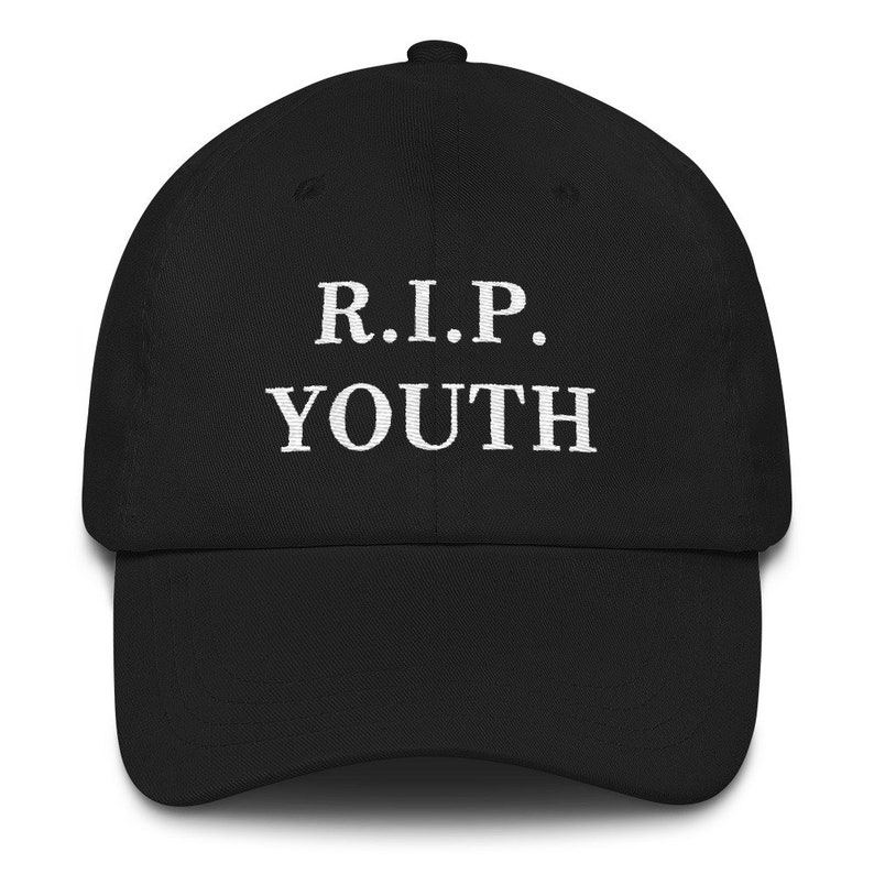 44e4c13336e81 R.I.P. Youth Hat Dad Cap