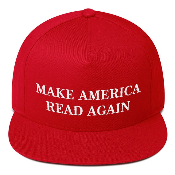 Image result for red hat  Make america read again