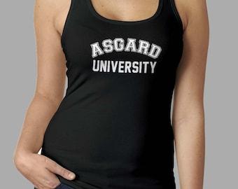 Asgard University Tank - THOR Tank #J