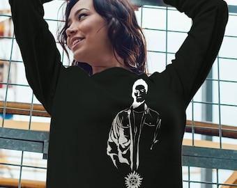 Supernatural Dean Winchester Sweatshirt #R