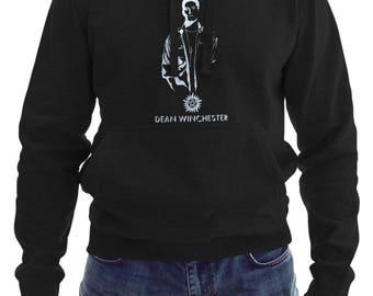 Supernatural Dean Winchester Hoodie #R