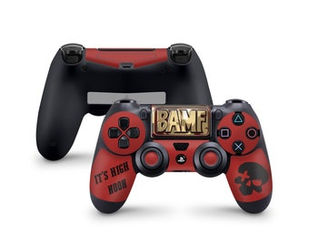 McCree Skin Decal For Sony Playstation 4 Dualshock Wireless Controller PS4