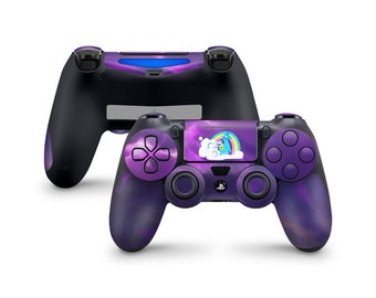 Forknife Battle Royale Lllamacorn Skin Decal For Sony Playstation 4 Dualshock Wireless Controller PS4