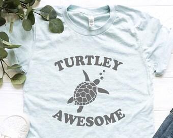 3e2608f79b25 Turtley Awesome Shirt