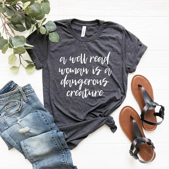 T-shirt for Readers