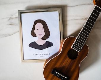 Digital Custom Portrait